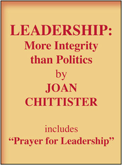 Leadership: More Integrity than Politics