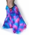 Blue Pink Purple Furry Full Rave Outfit