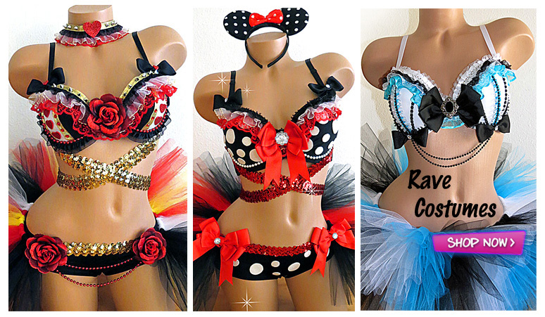 Rave Clothing and Outfits