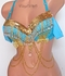 Princess Jasmine inspired Rave Bra
