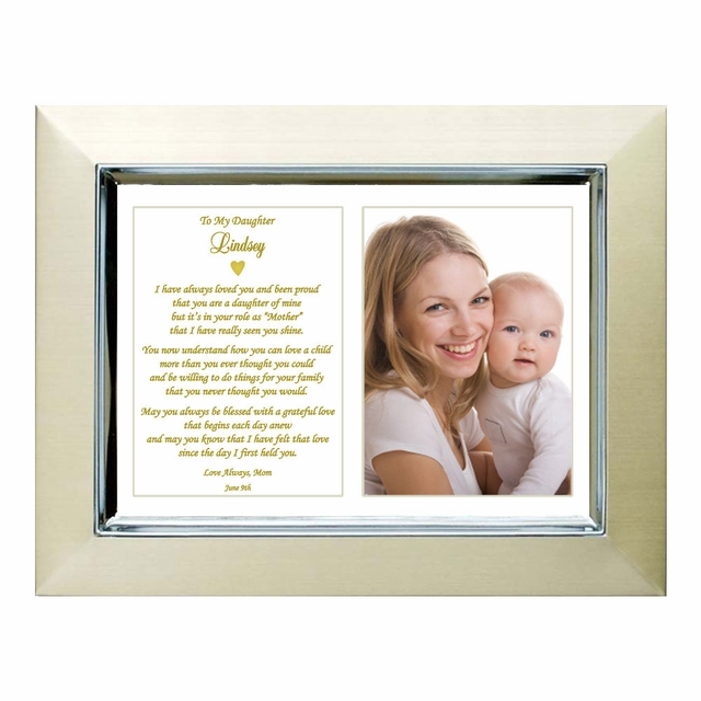 Adult Daughter Gift - She\'s a Wonderful Mom