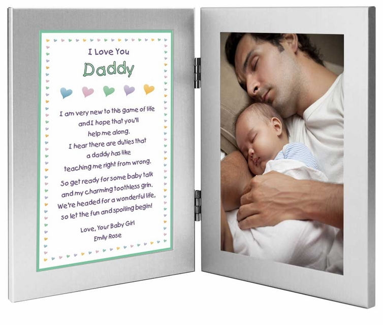 New Dad Personalized Gift From Daughter