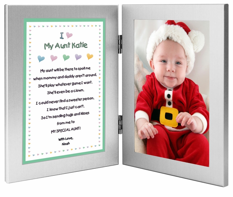 Christmas Gifts For Nephew And Niece: Christmas Gift For Aunt From Nephew Or Niece