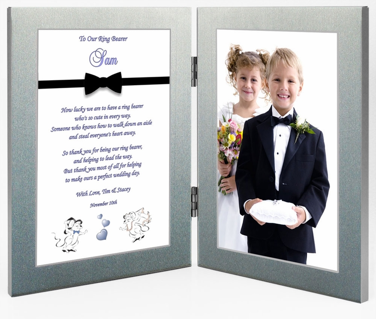 Ring Bearer Gifts - Personalized