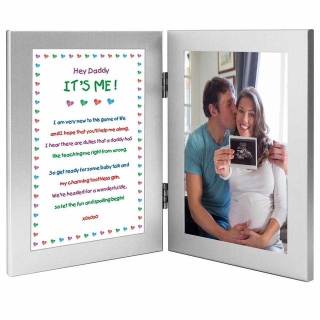 New Daddy Frame for Ultrasound Photo