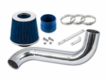 01-04 Subaru Outback 3.0L H6 Short Ram Air Intake Kit - Blue