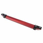 DNA 01-05 Honda Civic Performance Aluminum Rear Lower Subframe Tie Bar - Red