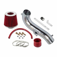 01-05 Lexus IS300 3.0 I6 Short RAM Air Intake - Red Filter