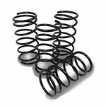 "02-03 Subaru Impreza WRX 1.5"" Drop Suspension Lowering Springs - Black"