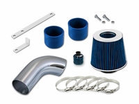 02-05 Audi A4 / A6 3.0L V6 Short Ram Air Intake Kit - Blue