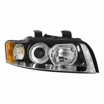 02-05 Audi A4 S4 Halogen Headlight Headlamp Replacement Left Driver Side