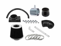 02-07 Mitsubishi Lancer 2.0L L4 Short Ram Air Intake Kit - Black