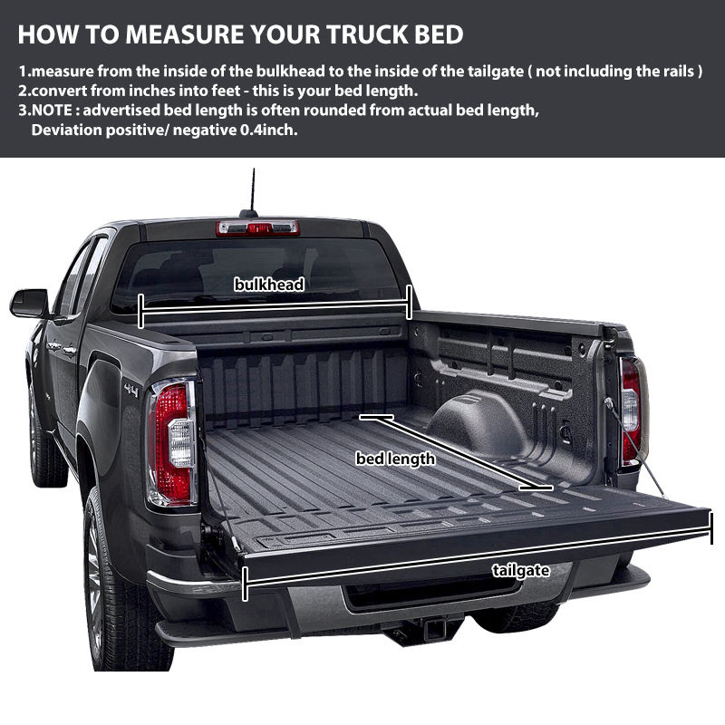 toyota tundra 65ft short bed trifold tonneau cover