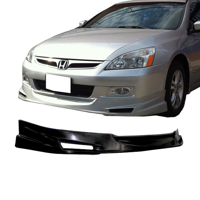 03 05 honda accord sedan mu style urathane front bumper for 03 honda accord coupe
