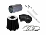 03-05 Range Rover / Land Rover 4.4L V8 Short Ram Air Intake Kit - Black