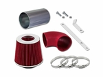 03-05 Range Rover / Land Rover 4.4L V8 Short Ram Air Intake Kit - Red