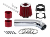 03-06 Infiniti G35 3.5L V6 Short Ram Air Intake Kit - Red