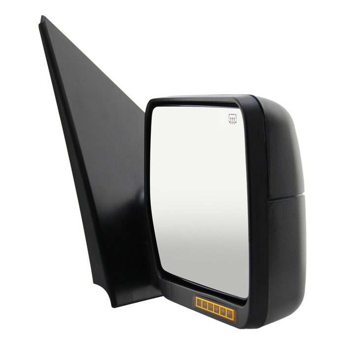 04 06 ford f150 power heated rear view mirror w led signal. Black Bedroom Furniture Sets. Home Design Ideas