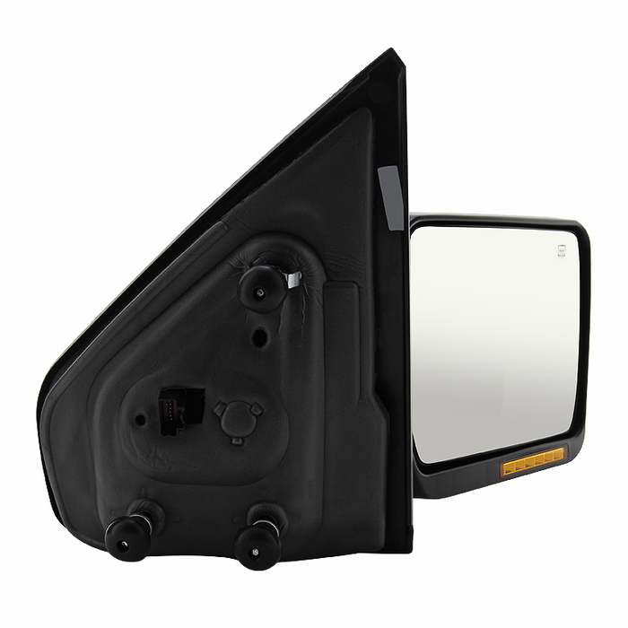04 06 ford f150 power heated rear view mirror w led signal right passenger side. Black Bedroom Furniture Sets. Home Design Ideas