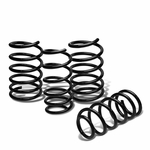 "04-07 Subaru WRX/STI 1.7"" Drop Suspension Lowering Springs - Black"