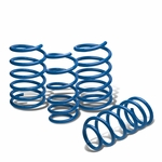 "04-07 Subaru WRX/STI 1.7"" Drop Suspension Lowering Springs - Blue"