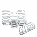 "04-07 Subaru WRX/STI 1.7"" Drop Suspension Lowering Springs - White"