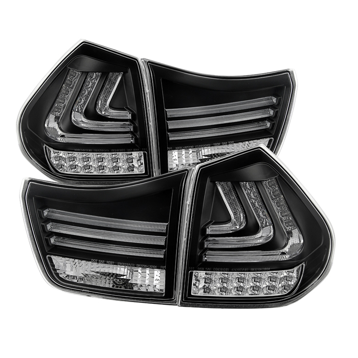 04-09 Lexus Rx330 Rx350 Performance Led Tail Lights
