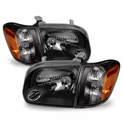 05 06 Toyota Tundra 05 07 Sequoia Replacement Headlights