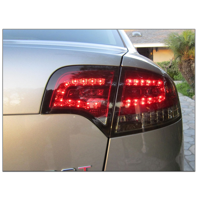 Audi a4 spyder tail lights free download wiring diagrams 05 08 audi a4 s4 rs4 4dr sedan euro style led tail lights 05 08 audi a4 s4 rs4 4dr sedan euro style led tail lights at blacked out tail lights cheapraybanclubmaster Image collections
