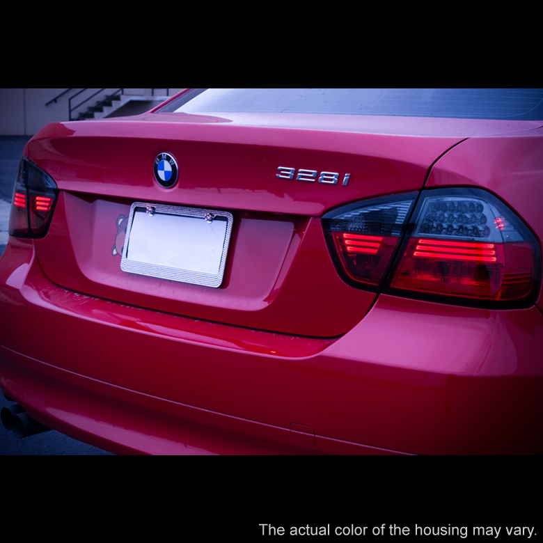 05 08 bmw e90 3 series 4dr sedan euro style led tail. Black Bedroom Furniture Sets. Home Design Ideas