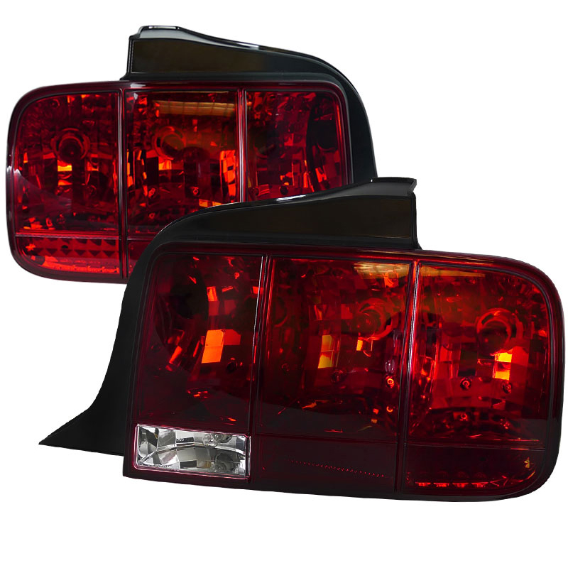 Diagram 05 09 Mustang Sequential Taillights