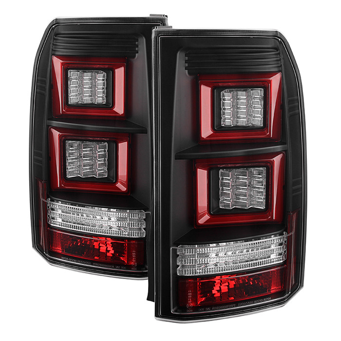 05-09 Land Rover Discovery 3 LR3 Performance LED Tail