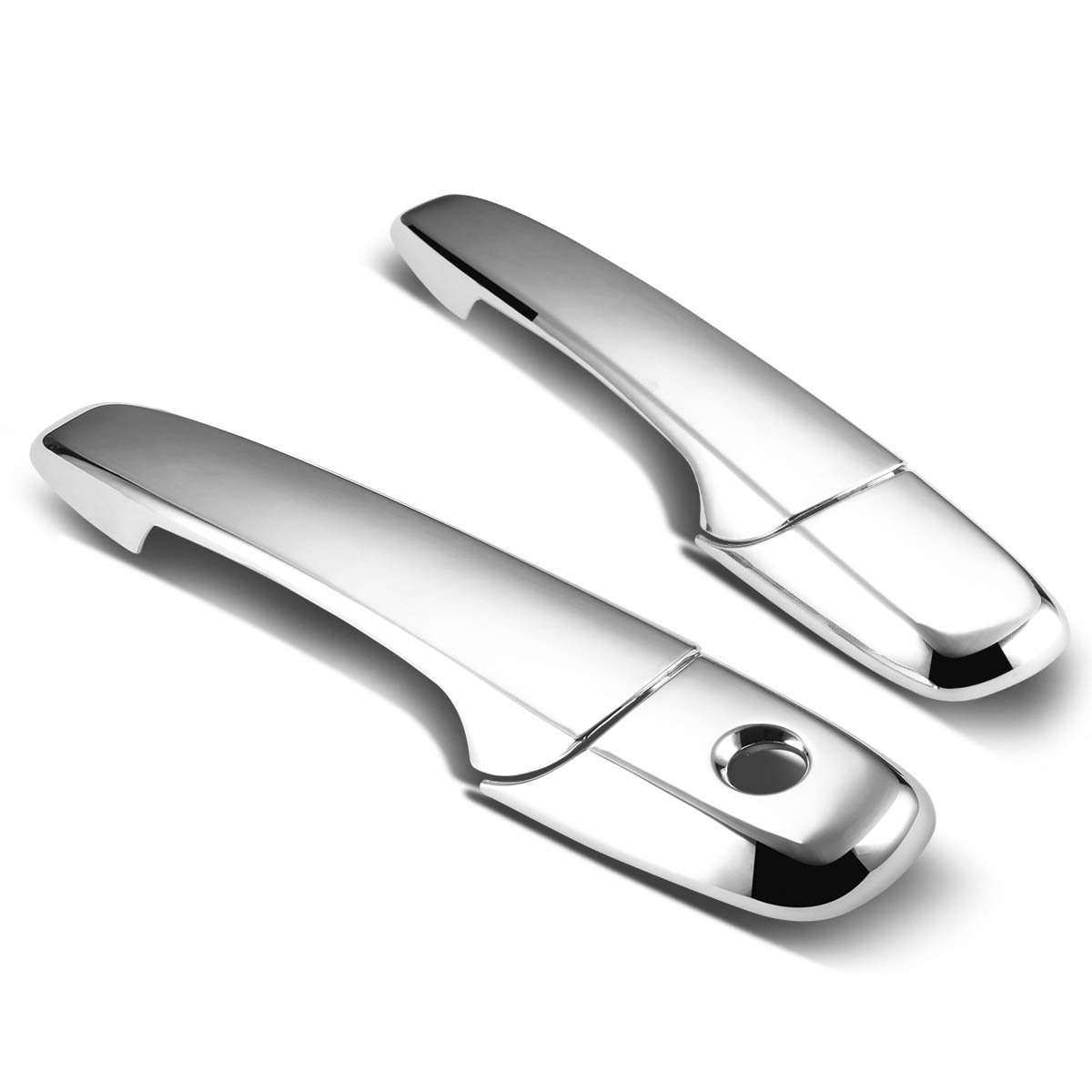 2005 2014 Ford Mustang Chrome Plated Door Handle Cover Trim