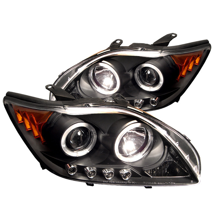 05-10 Scion tC Angel Eye / Halo LED Projector Headlights ...