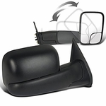 05-13 Toyota Tacoma Manual Adjust Telescoping Towing Mirrors - Pair