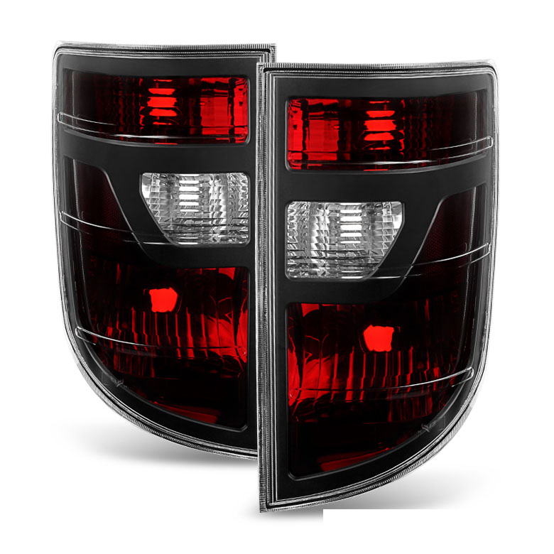 08: 06-08 Honda Ridgeline OEM Style Replacement Tail Lights