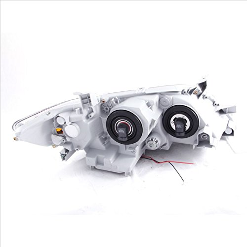 07 09 toyota camry dual ccfl halo projector headlights black hid kit 39 09 toyota camry dual ccfl halo projector headlights black hid kit Headlight Wiring Harness Replacement at readyjetset.co