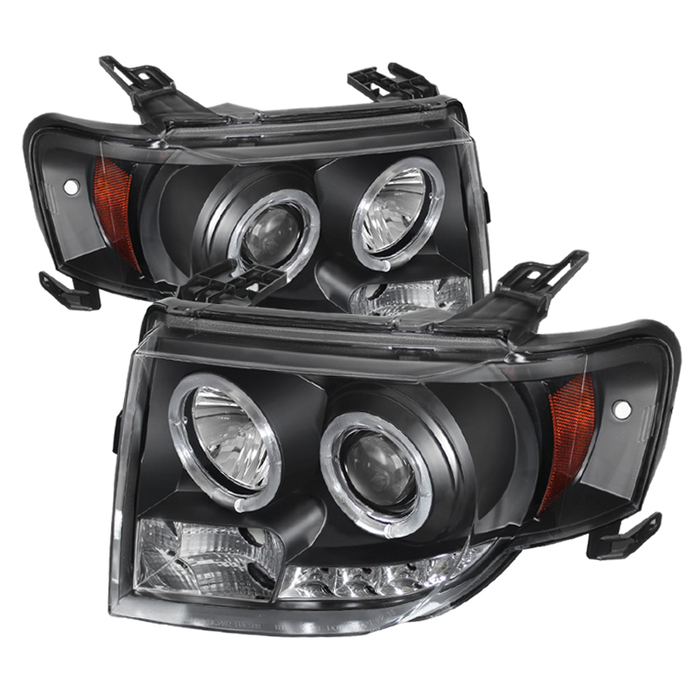 Halo Led Projector Headlights Wiring Installation on led and ccfl headlight installation, halo lights for cars, halo projector headlights black housing,