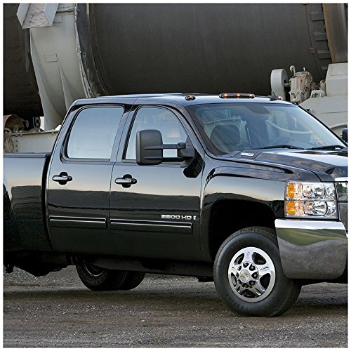 2007 Chevy Tahoe For Sale >> 07-13 Chevy Silverado / GMC Sierra Power Heated Extend Towing Mirror+LED Arrow Style Signal