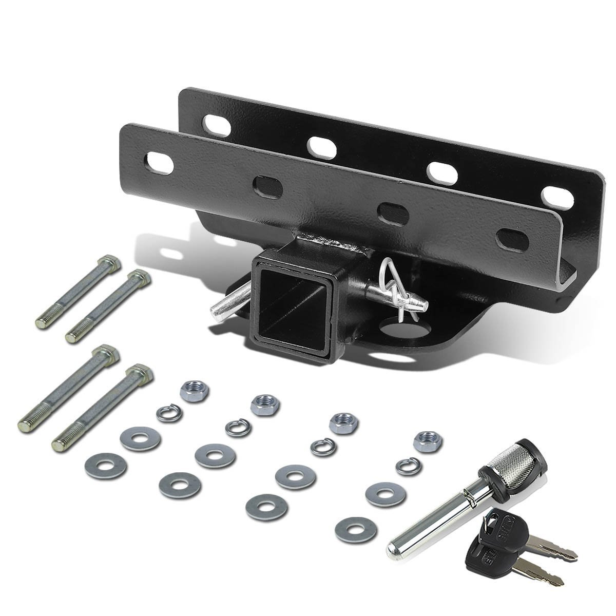 07 16 jeep wrangler class iii trailer hitch receiver rear. Black Bedroom Furniture Sets. Home Design Ideas
