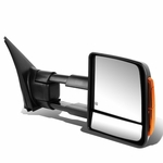 07-16 Toyota Tundra Power / Heated / Amber Signal Towing Side Mirror  - Right Passenger Side