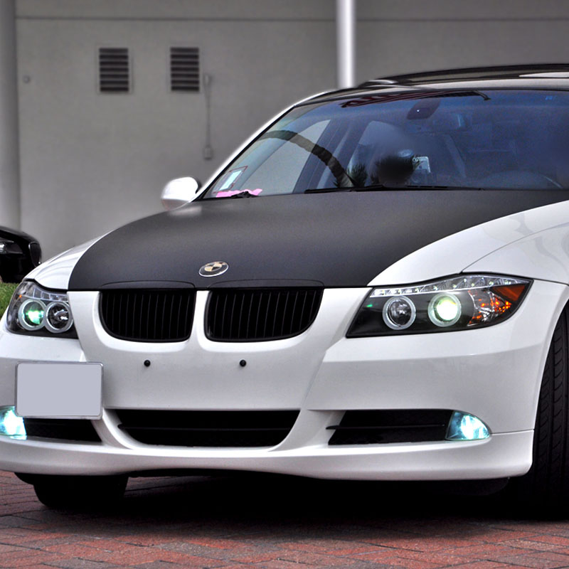 2008-2013 BMW 1-Series E87 Dual Halo & LED Projector