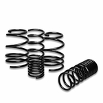 "08-11 Subaru Impreza WRX/ STI 1.5"" Drop Suspension Lowering Springs - Black"