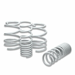"08-11 Subaru Impreza WRX/ STI 1.5"" Drop Suspension Lowering Springs - White"