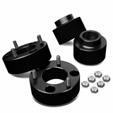 "09-18 Dodge RAM 1500 Black 3"" Front/2"" Rear Complete Suspension Leveling Lift Kit"