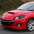 10-13 Mazda 3 [Halogen Model] Replace Projector Headlights - Black Clear