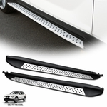 "10-15 BMW E84 X1 6"" Oe Style Aluminum Side Step Bar Running Board"