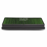 11-14 Mercedes Benz CL / ML / E / S-Class 4.6L / 5.5L Reusable & Washable Replacement High Flow Drop-in Air Filter (Green)