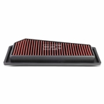12-15 Mercedes Benz C250 / SLK250 1.8T Reusable & Washable Replacement High Flow Drop-in Air Filter (Red)