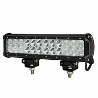 "12"" inch 72W CREE LED Light Bar Flood Spot Combo Offroad 4WD SUV"